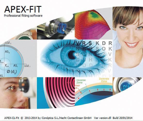 modavision apex-fit