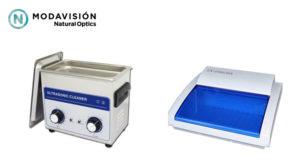 Modavision - Maquína para la limpieza y desinfección de gafas