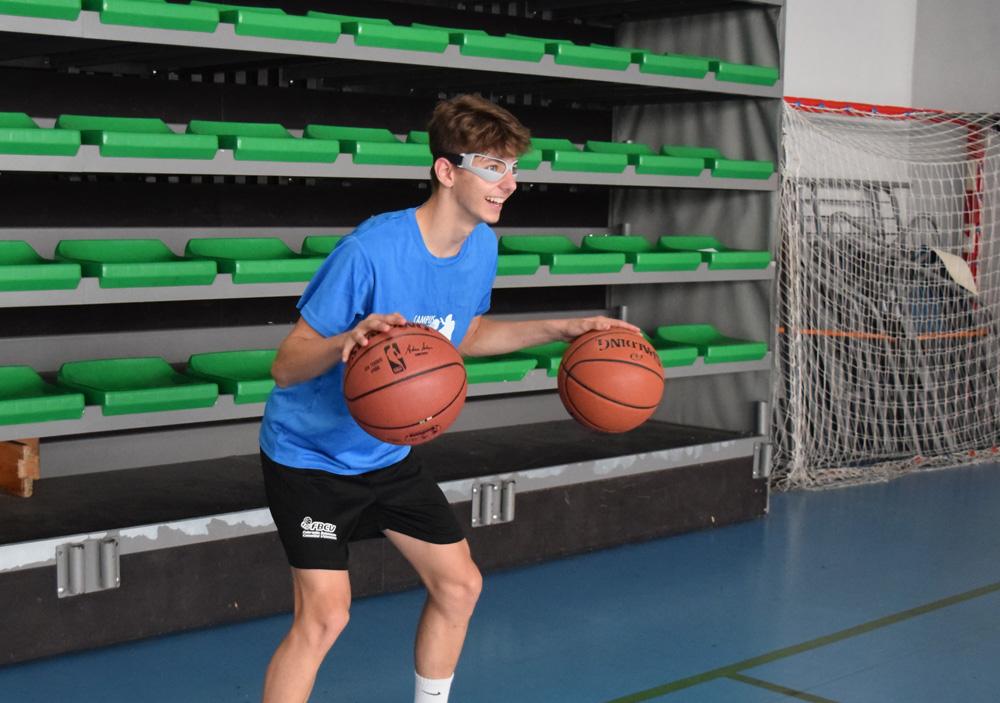 entrenamiento visual baloncesto